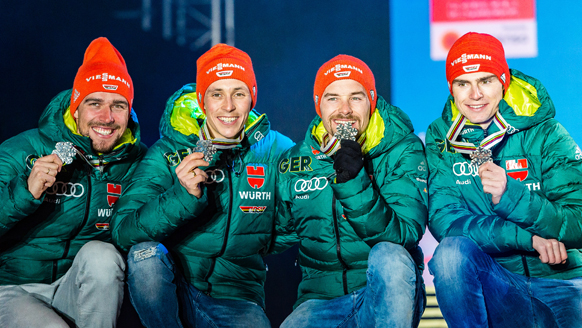Zoll Ski Team