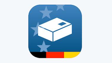 """Logo der App """"Zoll und Post"""""""
